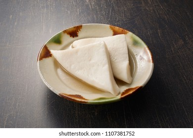 Japanese oden, Hanpen (floated-type kamaboko)
