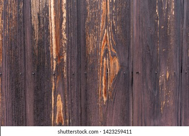 Japanese Old Lacquered Wood Texture