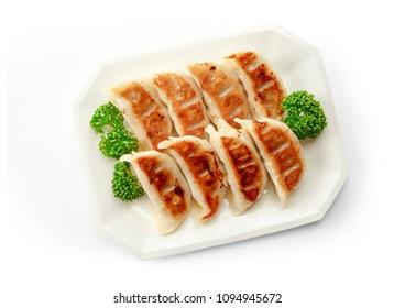 Japanese Pan-Fried Dumplings