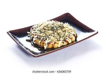 Japanese pizza (okonomiyaki)