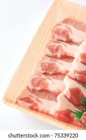 Japanese Pork in pack