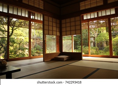 Japanese room, Kyoto