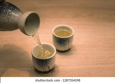 Japanese sake, Sake is a traditional Japanese liquor that is Widely popular.