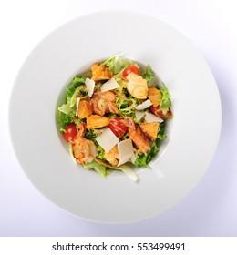 Japanese salad, top