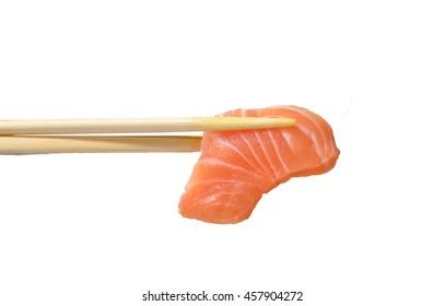 japanese sashimi salmon
