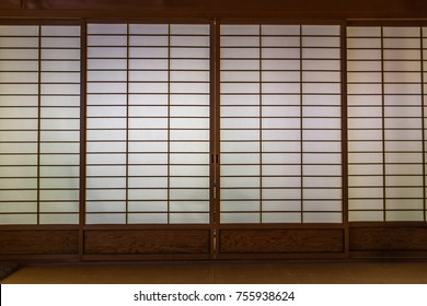 Japanese Screen Panel, sliding door
