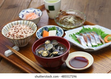 japanese set meal