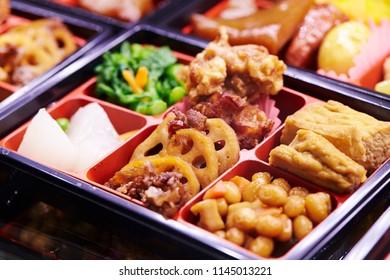 Japanese side dish