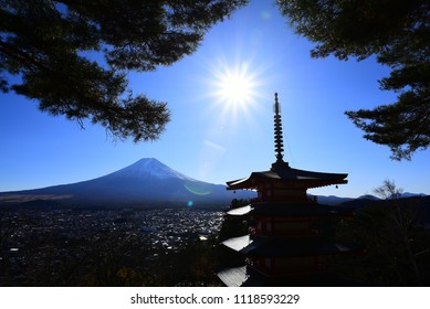 The Japanese  Silhouette
