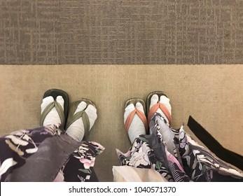 Japanese style fashion