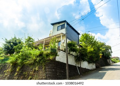 Japanese Style house in Yugawara near Hakone, Japan