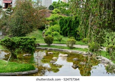 Japanese style park