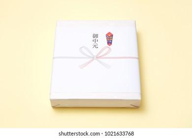 Japanese summer gift