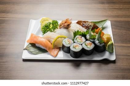 Japanese Sushi combo