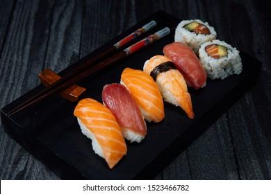 japanese sushi restaurant food menu
