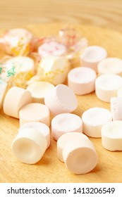 Japanese sweet candy rummy candy
