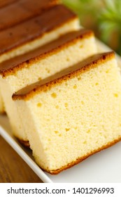 japanese sweets, castella(Japanese sponge cake)