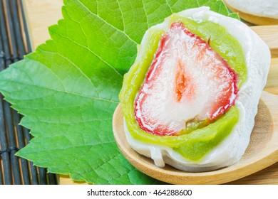 Japanese sweets-Daifuku