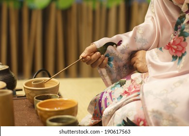 Japanese tea ceremony culture east beverage