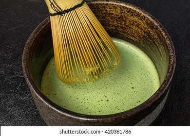 The Japanese tea ceremony tradition beauty