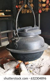 Japanese teakettle