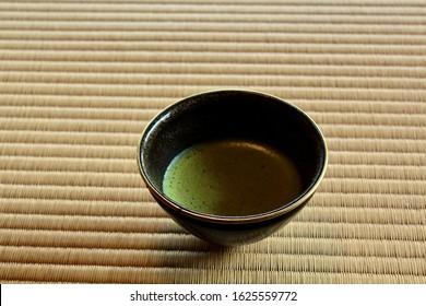Japanese traditional culture-tea ceremony tea