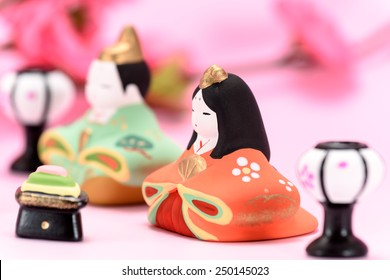 Japanese Traditional Doll, An image of Hina Doll.