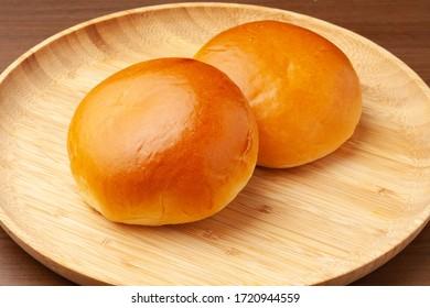 和食パン,クリームパン