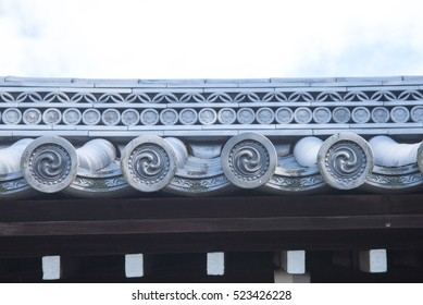 Japanese Traditional Rooftiles