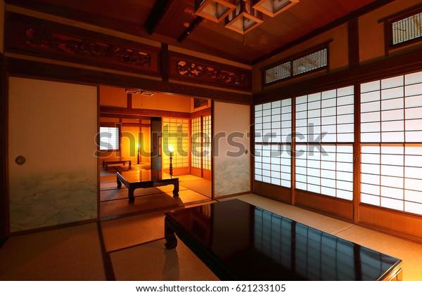 Astounding Japanese Traditional Japanese Style Room Stock Photo Edit Download Free Architecture Designs Xaembritishbridgeorg