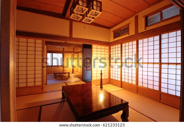 Terrific Japanese Traditional Japanese Style Room Stock Photo Edit Interior Design Ideas Philsoteloinfo