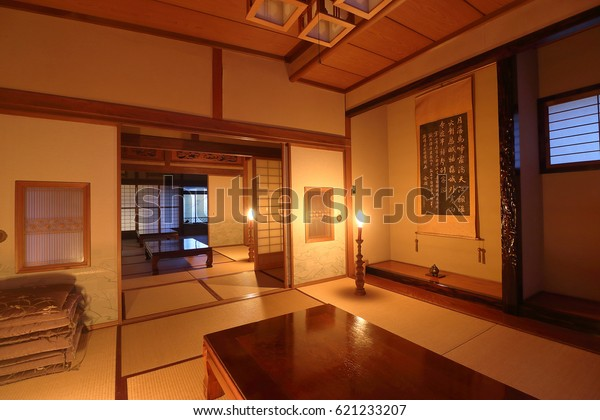 Outstanding Japanese Traditional Japanese Style Room Stock Photo Edit Interior Design Ideas Philsoteloinfo