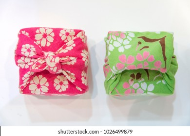 Japanese traditional wrapping cloth wrapping cloth