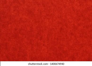 Japanese vintage red color paper texture or grunge background
