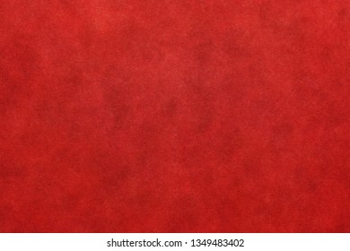 Japanese vintage red paper texture or grunge background