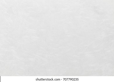 Japanese white paper texture background