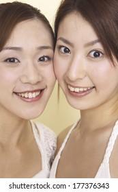 Japanese woman portrait