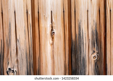 Japanese Wooden Wall Texture Details