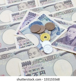 Japanese yen notes  Currency of Japan