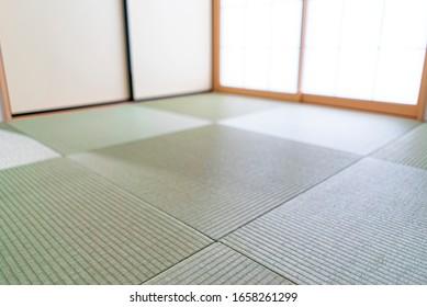 Japanese-style Japanese-style room Ryukyu Tatami