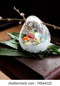 japans decorative food