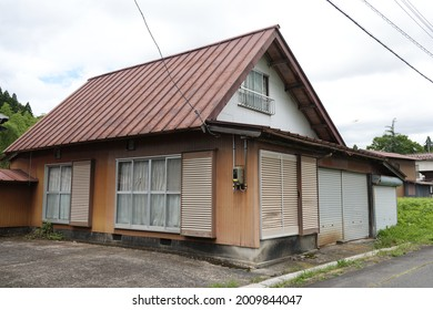 Japan's old and very beautiful building