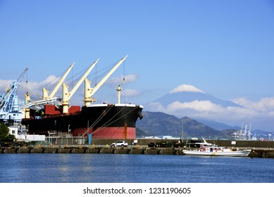 Japan's trade industry,Bulk carrier to transport resources