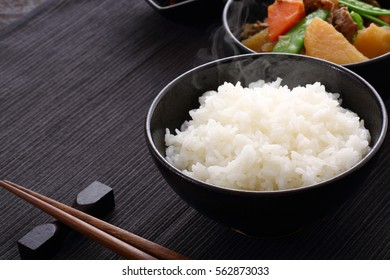 Japan's traditional cooking