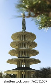Japantown district in San Francisco
