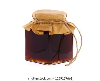 Jar of black forest honey