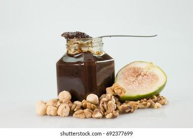 jar of grape jelly