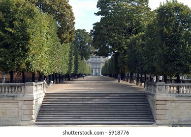 Jardin des Tuileries, Paris, France