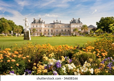 Luxembourg Palace Images Stock Photos Vectors Shutterstock