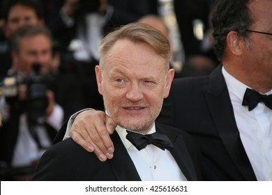 Jared Harris attends 'The Last Face' Premiere during the 69th Cannes Film Festival at the Palais on May 20, 2016 in Cannes, France.